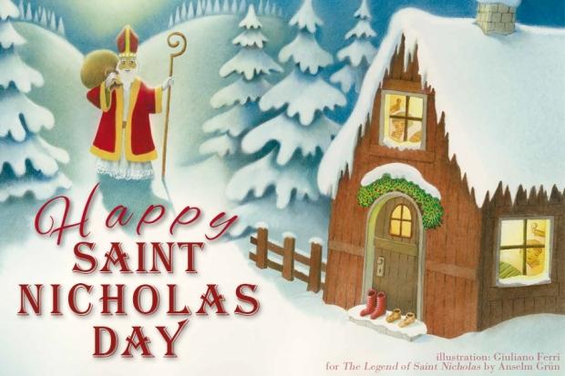 Saint Nicholas Greeting