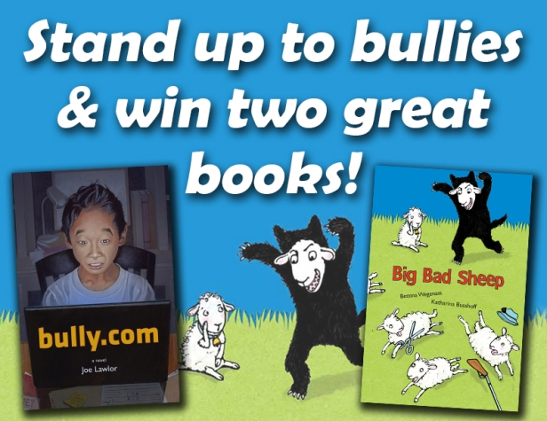 Bully-Books---middle-grade