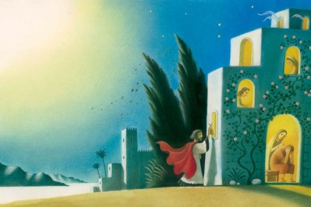 St-Nicholas-spread-gifts