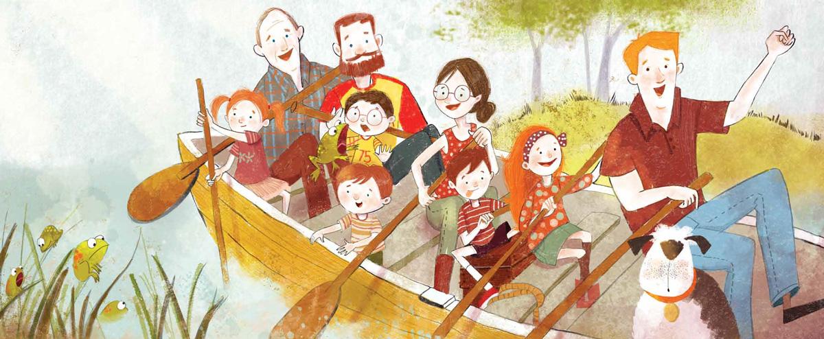 OneBigFamily-boat