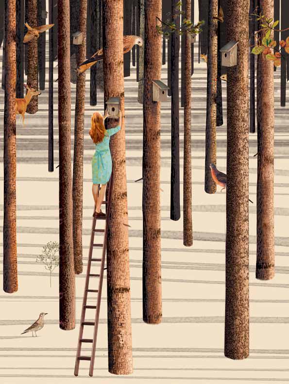 night-guard-trees-friends