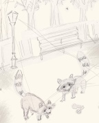 hunting-lesson-sketch