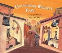 Grandfather Whisker's Table