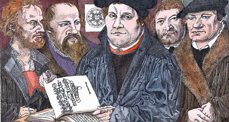 Luther and the Wittenburg Reformers