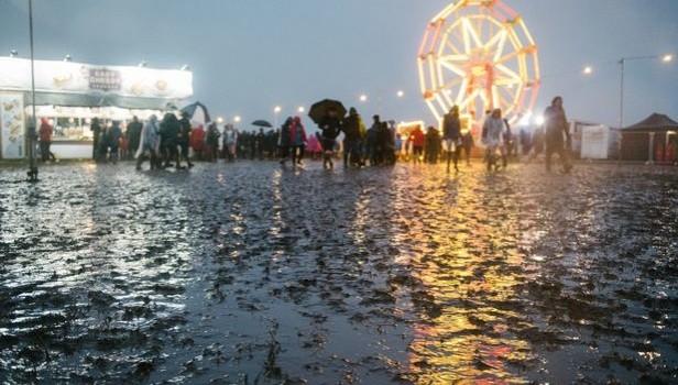 carnival rain