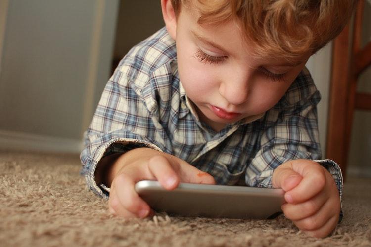 Kid ebook reader