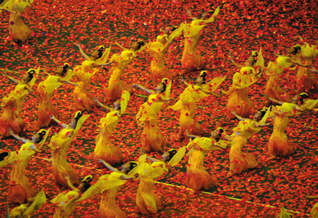 Red Leaf Festival China