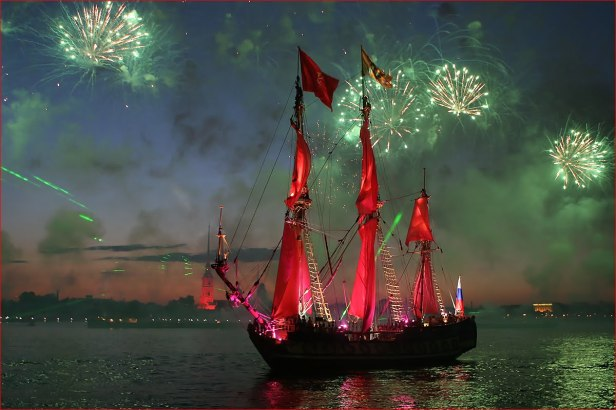 Scarlet Sails Russia