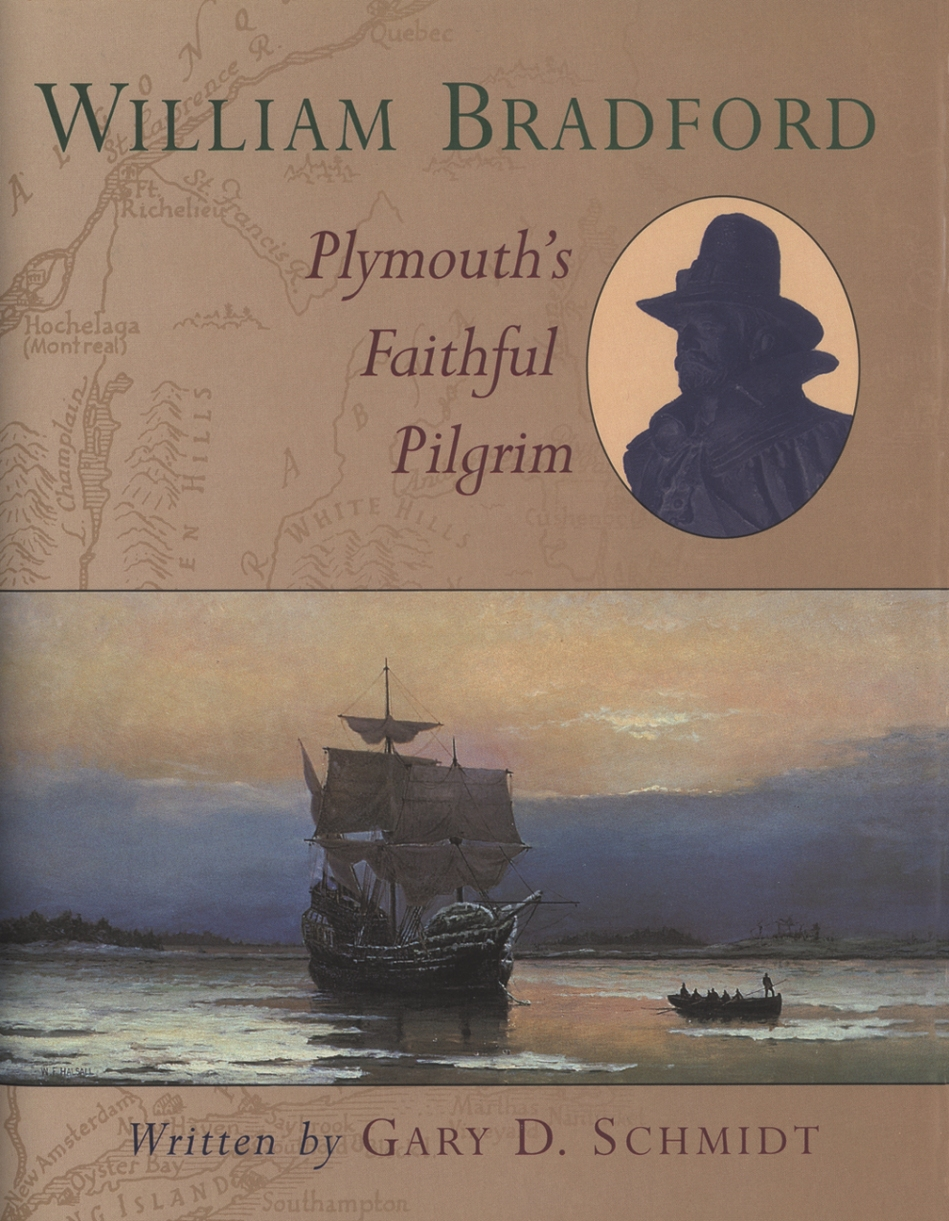 William Bradford Children history books for kids
