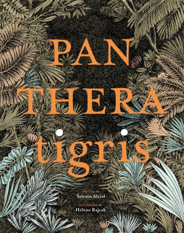 Panthera Tigris childrens books