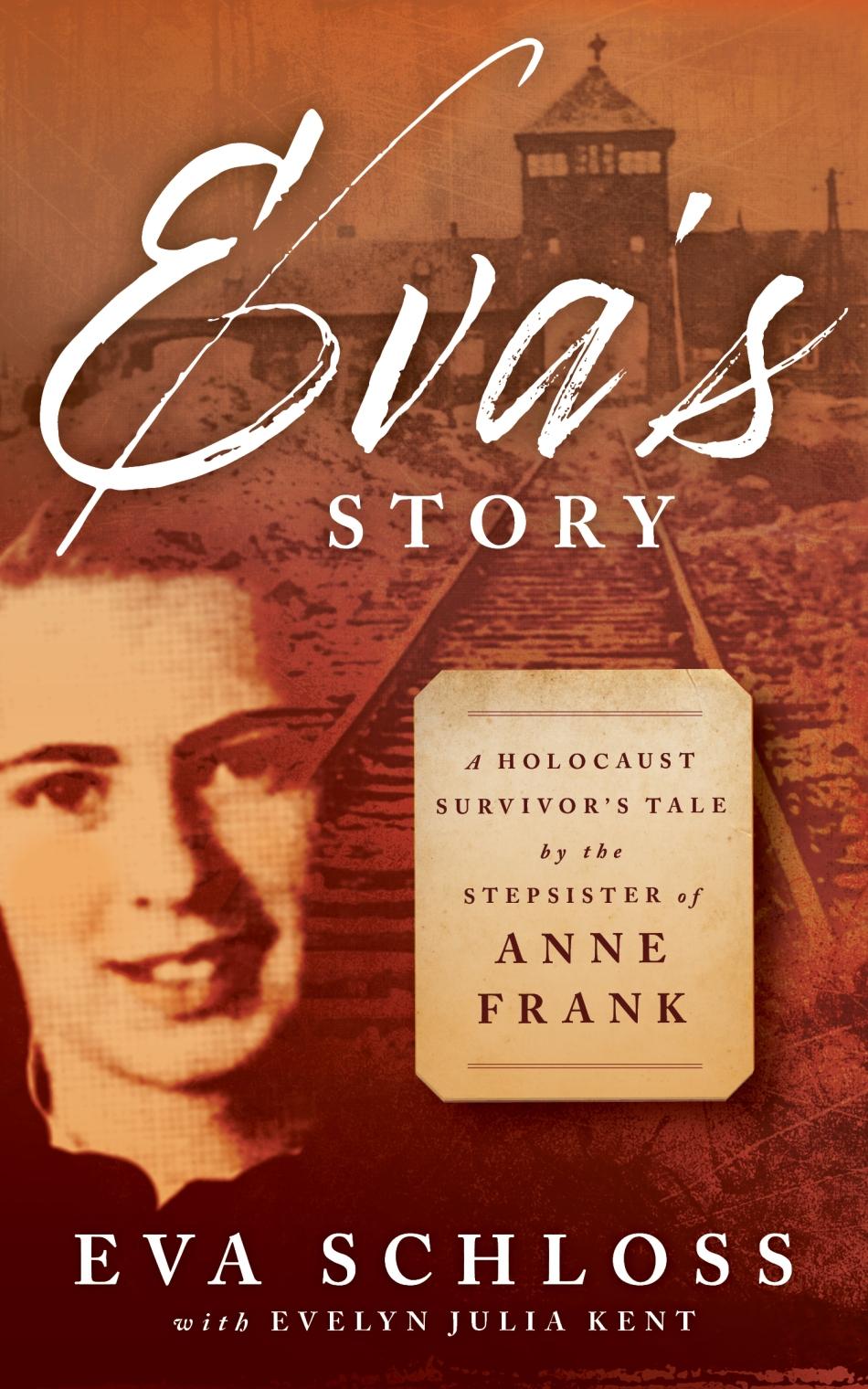 Eva's Story Anne Frank childrens history books for kids