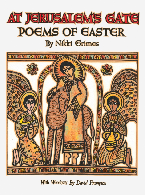 At Jerusalem Gate poems of Easter children books kids bible stories