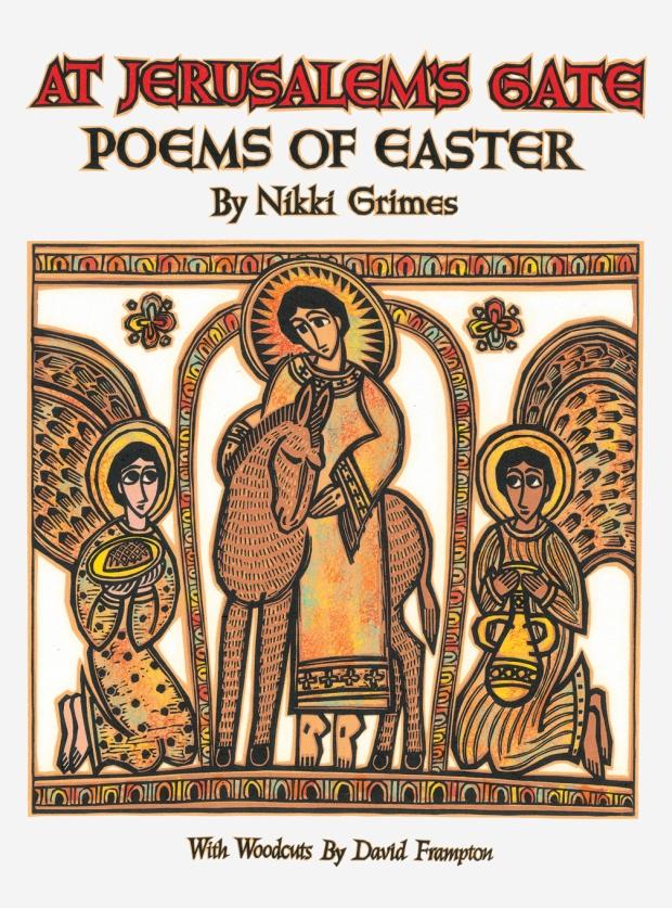 At Jerusalem Gate poems of Easter children books kids bible stories