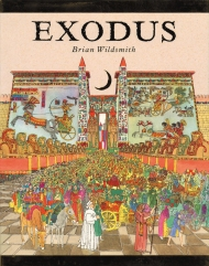 Exodus childrens illustrated bible stories
