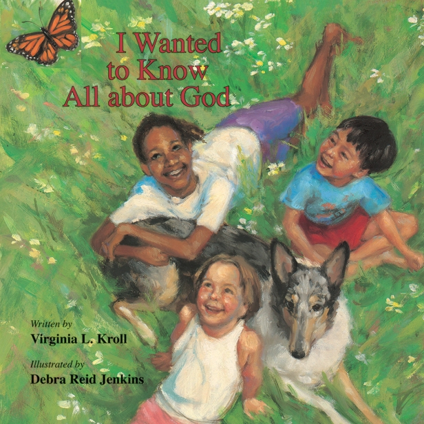I Wanted to Know All about God illustrated children books for kids