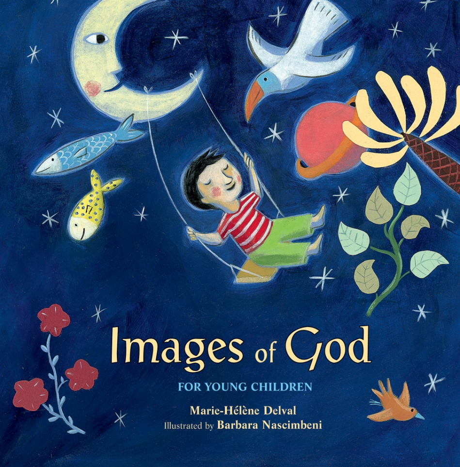 Images of God for Young Children bible kids books stories