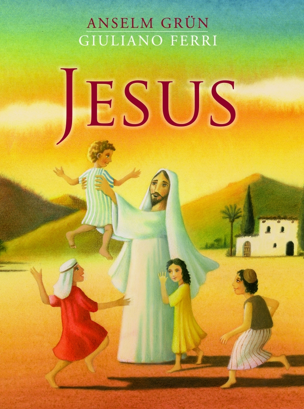Jesus illustrated childrens books for kids stories