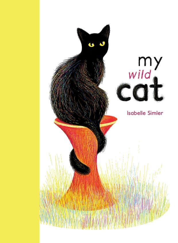 My Wild Cat Isabelle Simler children book kids