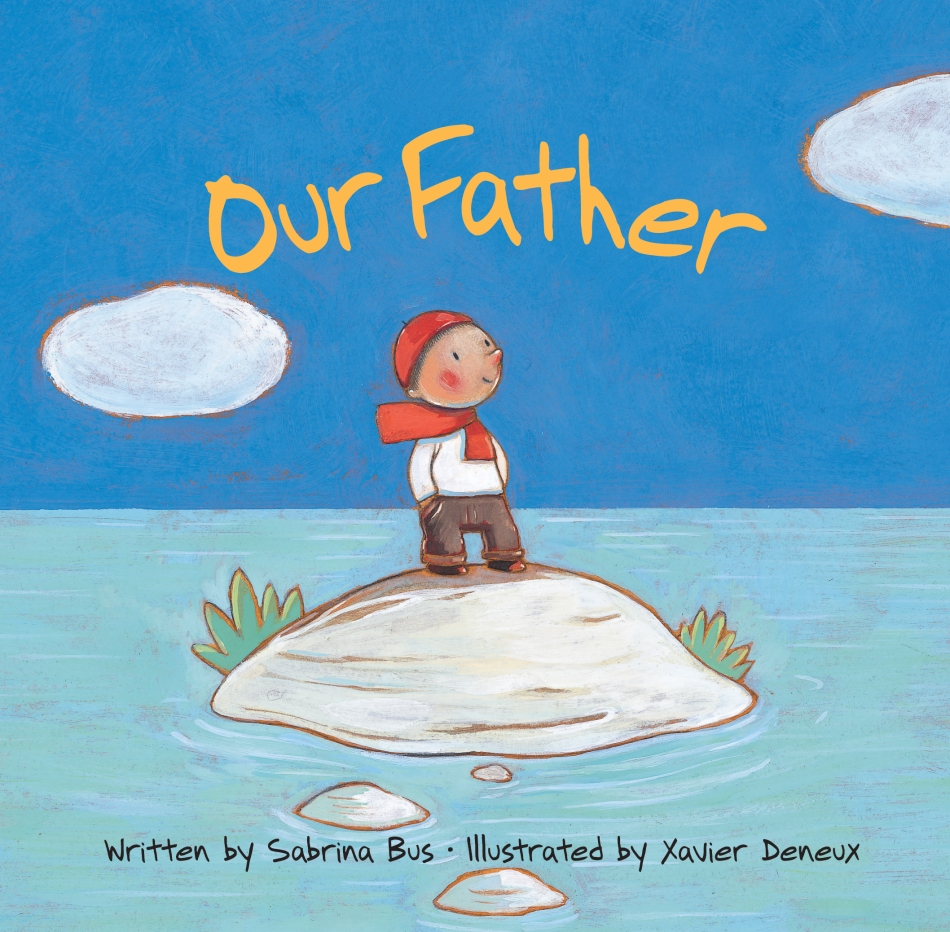 Our Father preschool children's books for kids