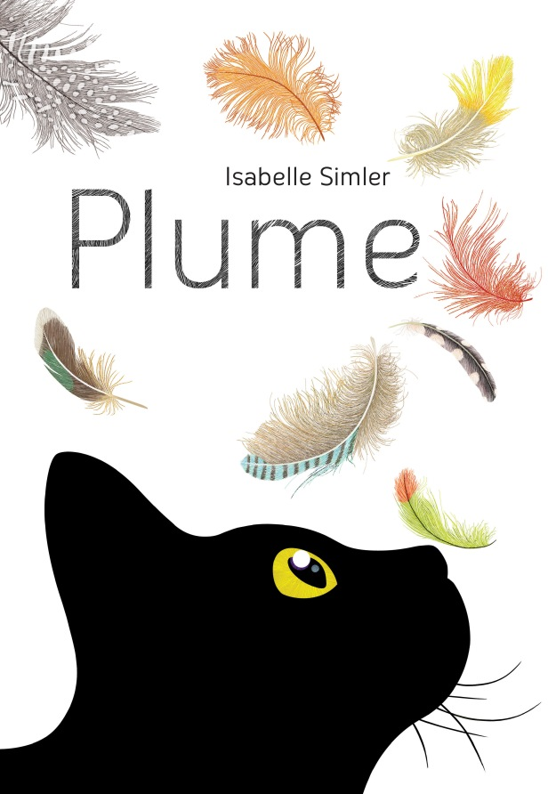 Plume Isabelle Simler children's books kids