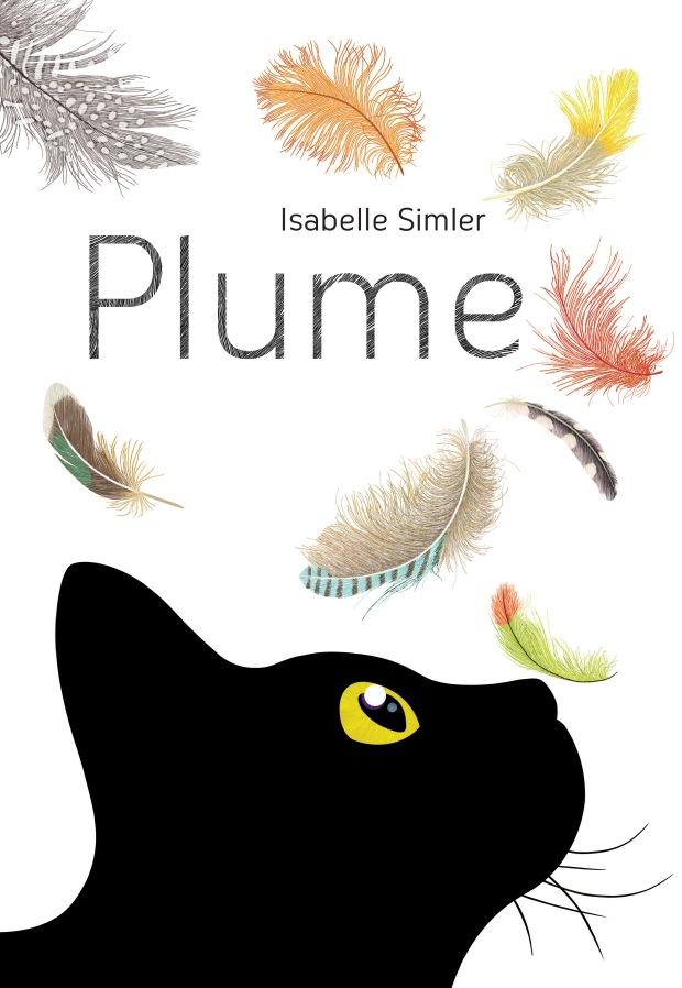 Plume Isabelle Simler children's books kids