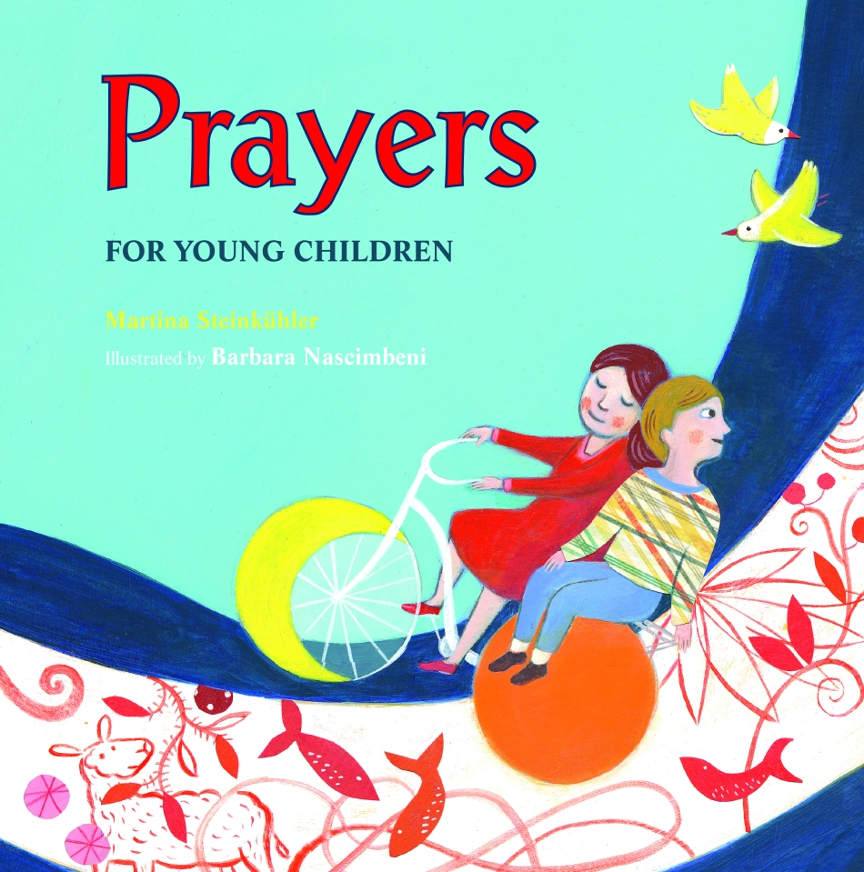 Prayers for Young Children christian stories and childrens books