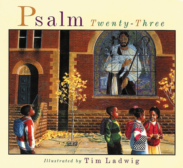 Psalm Twenty-Three illustrated books for children