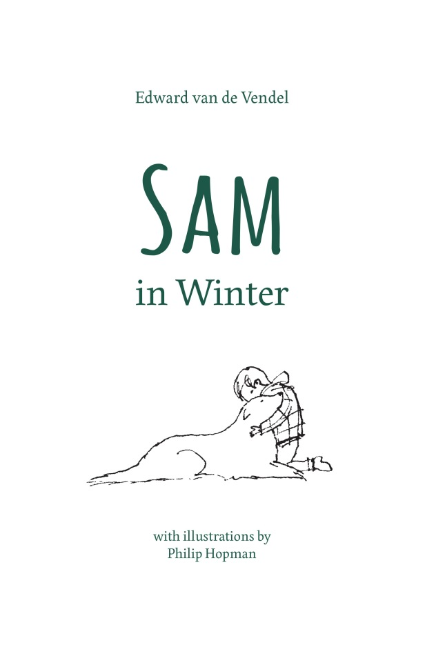 Sam in Winter childrens books kids books
