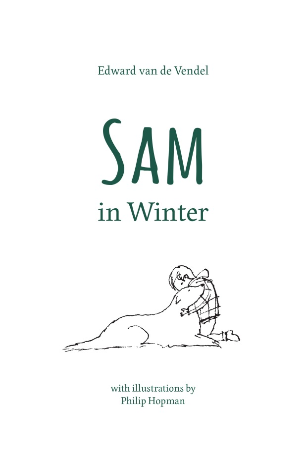Sam in Winter childrens books kids books