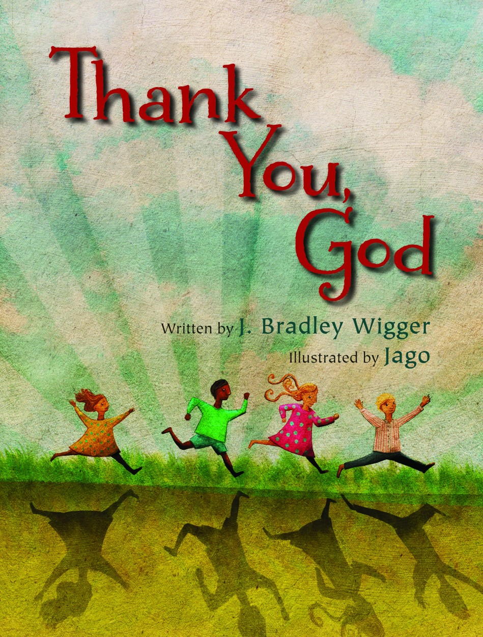 Thank You, God illustrated books for childrens bible stories for kids