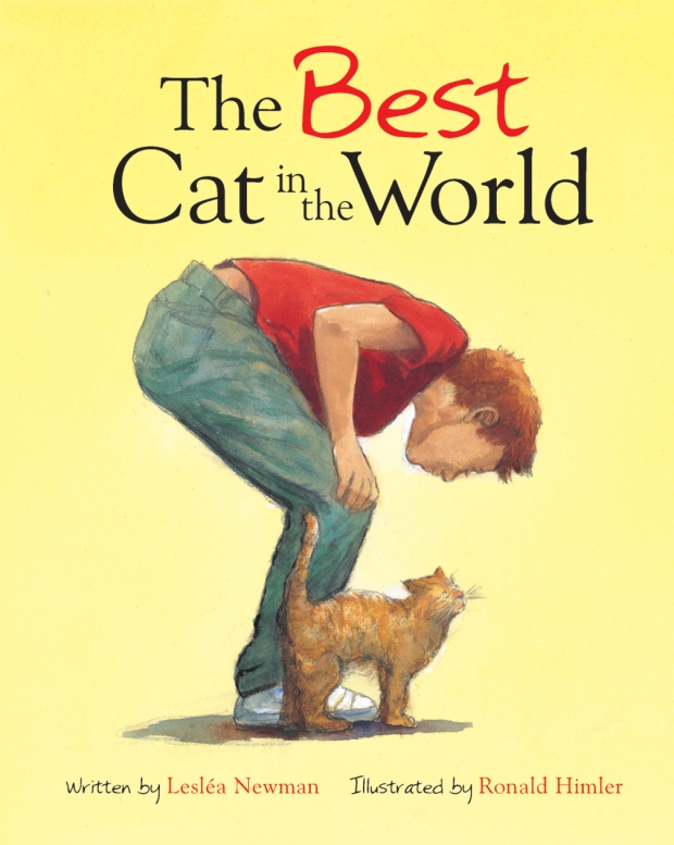 The Best Cat in the World childrens book kids book