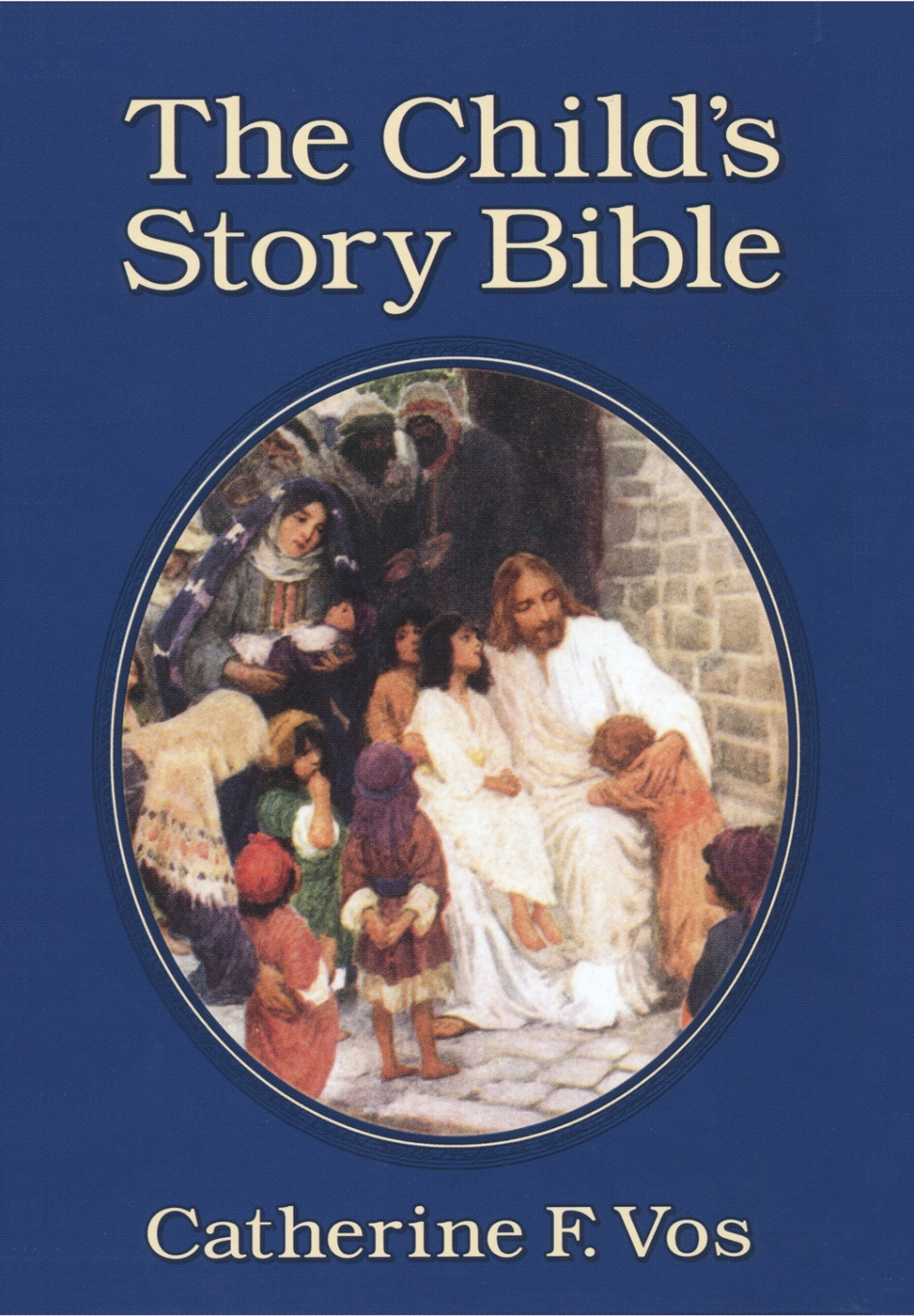 The Child's Story Bible illustrated books for children