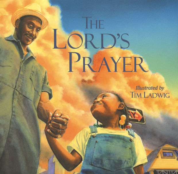 The Lord's Prayer illustrated childrens books and bible stories for kids