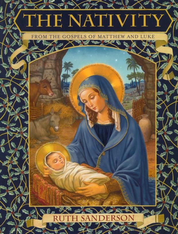 The Nativity Christmas children bible stories for Kids books