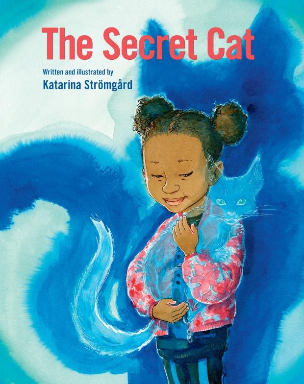 The Secret Cat childrens books kids book