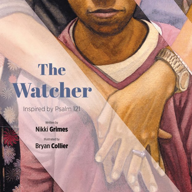 The Watcher illustrated bible stories for kids
