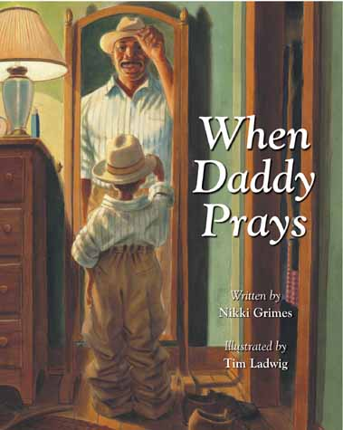 When Daddy Prays books for children and kids stories