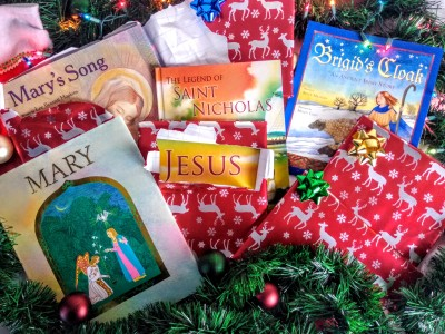 Christmas books for children Xmas kidlit