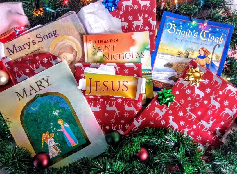 Christmas books for children Xmas kidlit