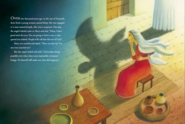 jesus childrens book christmas stories