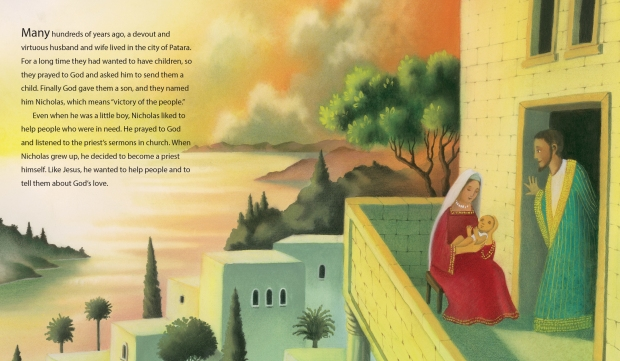 The Legend of Saint Nicholas Anselm Grün
