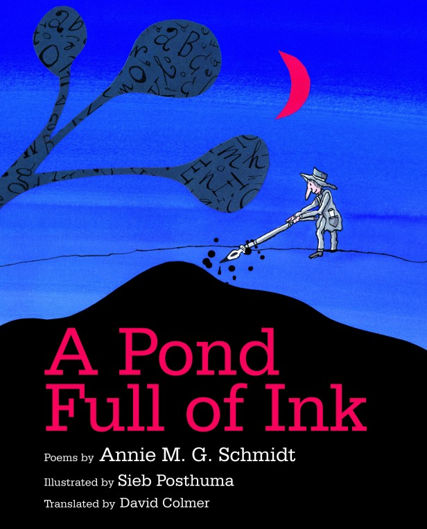 A Pond Full of Ink Illustrated Kids Poems Books for kids poems poetry for young adults