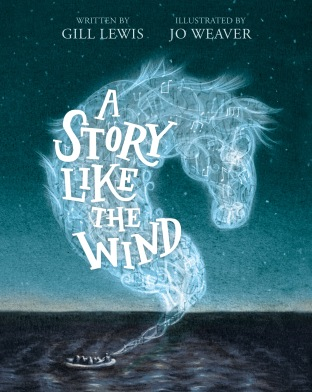 A Story Like the Wind Children's illustrated picture book about friendship kids illustrated book