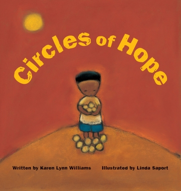 Circles of Hope children book illustrated book