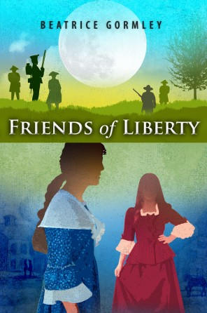 Friends of Liberty Children's illustrated picture book about friendship kids illustrated book