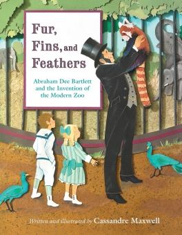 Fur, Fins, and Feathers  children books biographies for kids illustrated books.jpg