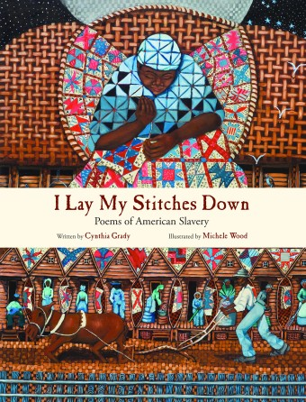 I Lay My Stitches Down Illustrated Kids Poems Books for kids poems poetry for young adults