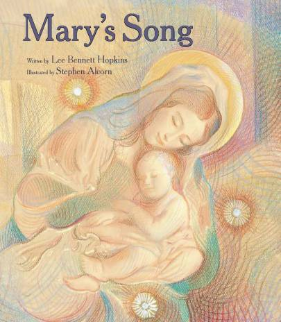 Mary's Song Illustrated Kids Poems Books for kids poems poetry for young adults