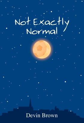 Not Exactly Normal Children's illustrated picture book about friendship kids illustrated book