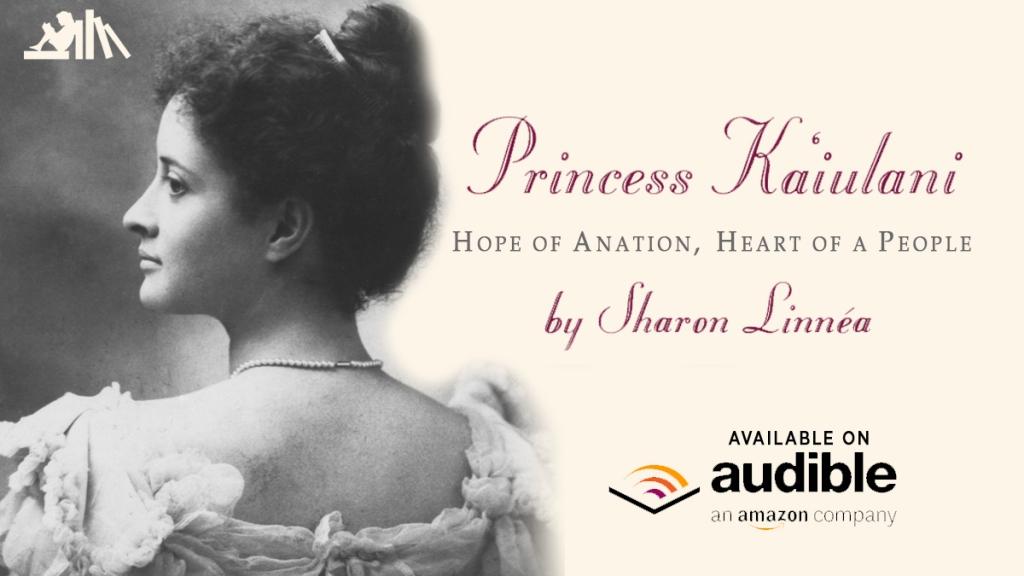 Princess Ka'iulani Audiobook Sharon Linnea
